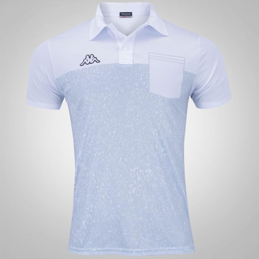 4d8742a12e5f0 Camisa Polo Kappa Granite - Masculina