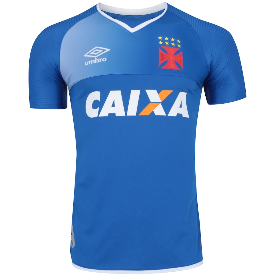 4fe0c02dd4 Camisa de Goleiro do Vasco da Gama 2017 Umbro - Masculina