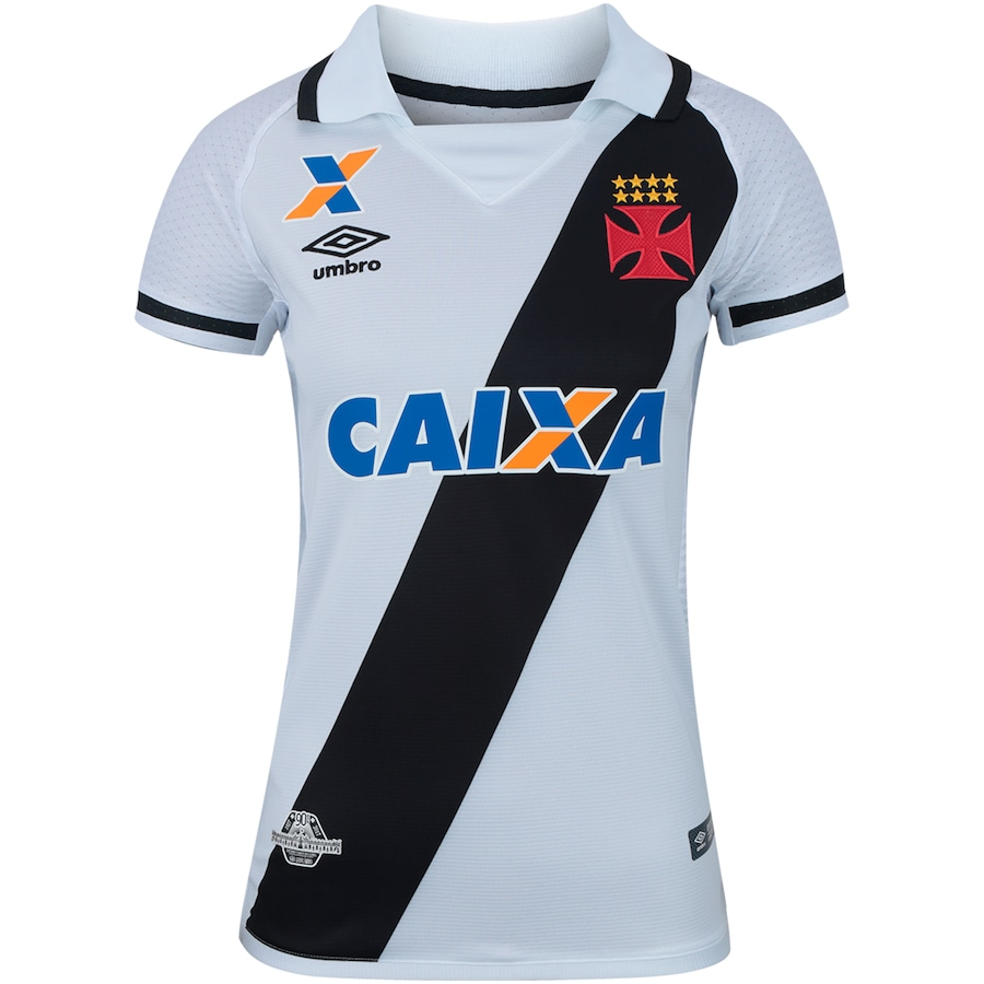 db4a52748c Camisa do Vasco da Gama II 2017 Umbro - Feminina