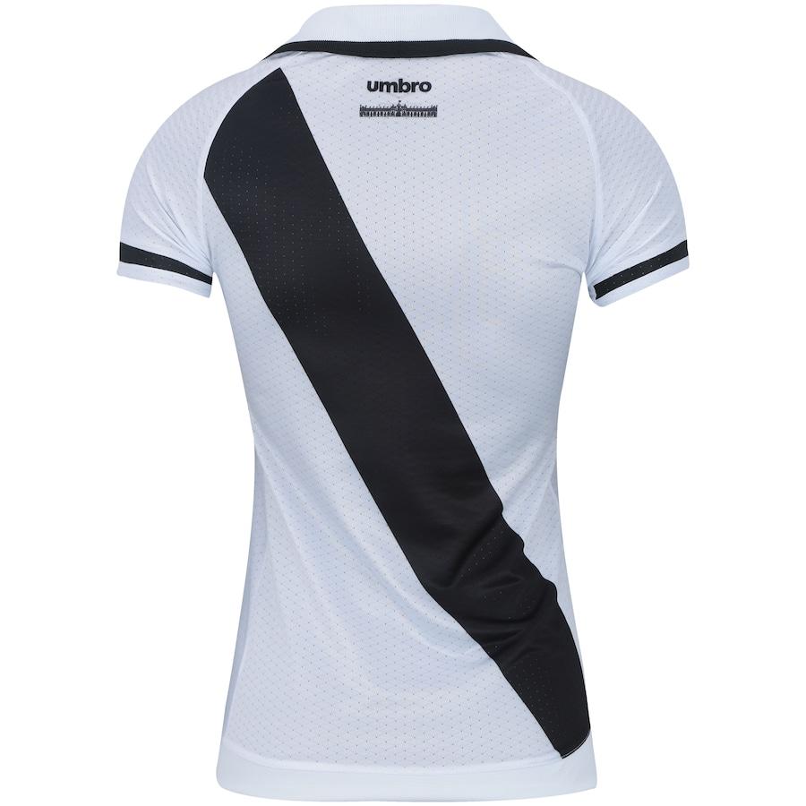 2a85b77c33 Camisa do Vasco da Gama II 2017 Umbro - Feminina