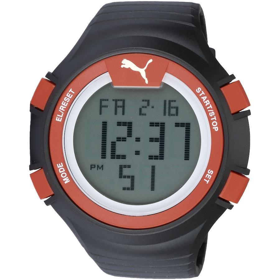dc60f37fdb7 Relógio Digital Puma 96266MO - Masculino
