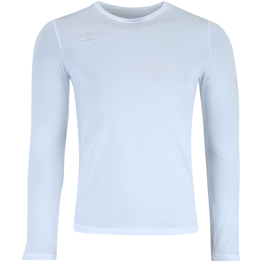 b6730ba2c Camiseta Manga Longa com Proteção Solar UV Umbro Basic