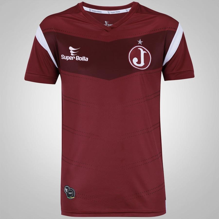 Camisa do Juventus-SP I 2017 nº 10 Super Bolla - Masculina 063df042a38a9