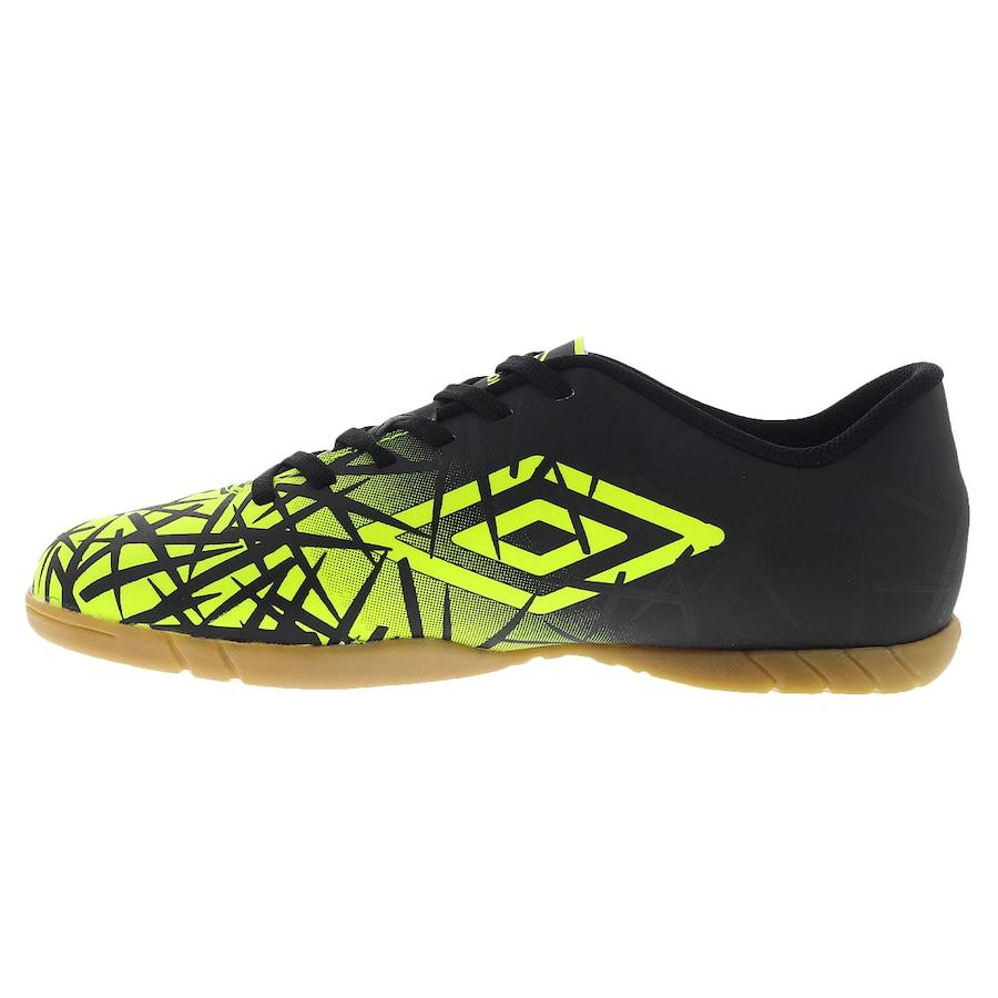 Chuteira Futsal Umbro Grass III IN - Adulto d7a2345c11dc2