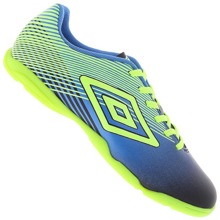 Chuteira Futsal Umbro Slice III IN - Adulto 81914ab9bc1f9