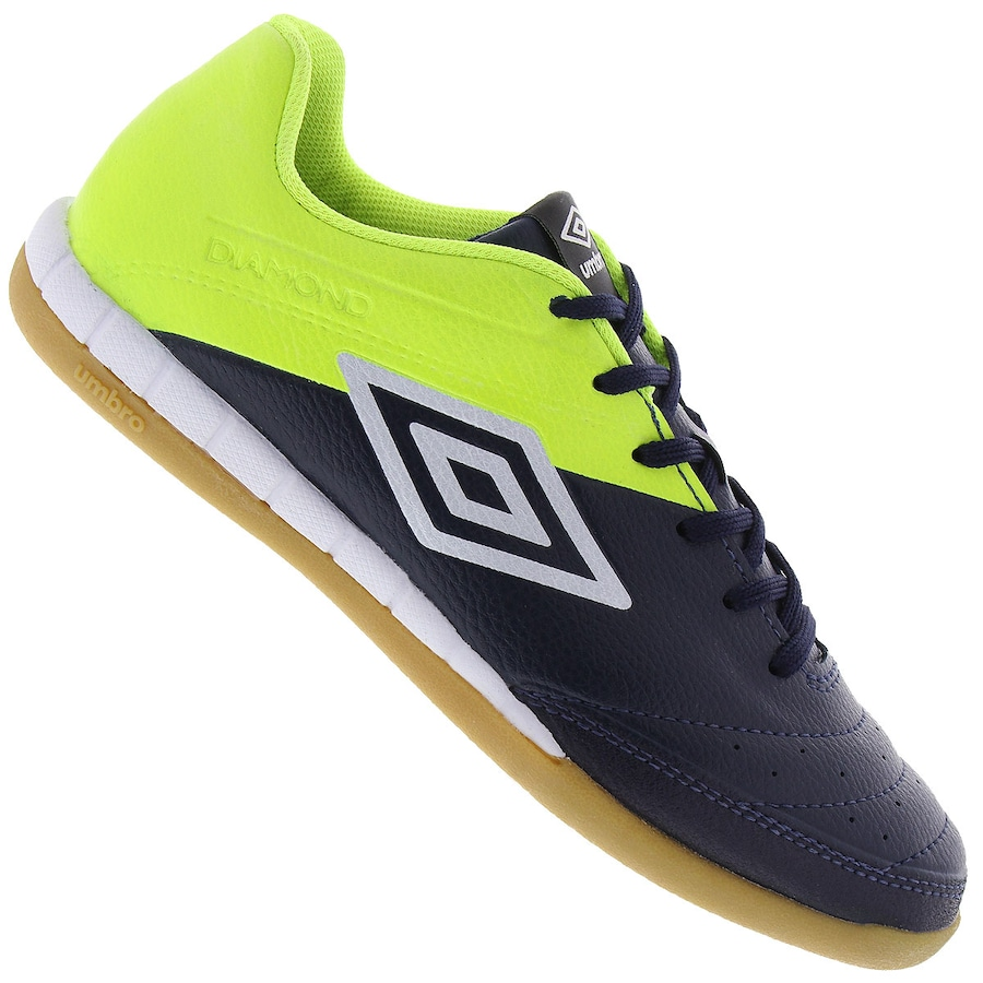 68b3875d52 Chuteira Futsal Umbro Diamond II IN - Adulto