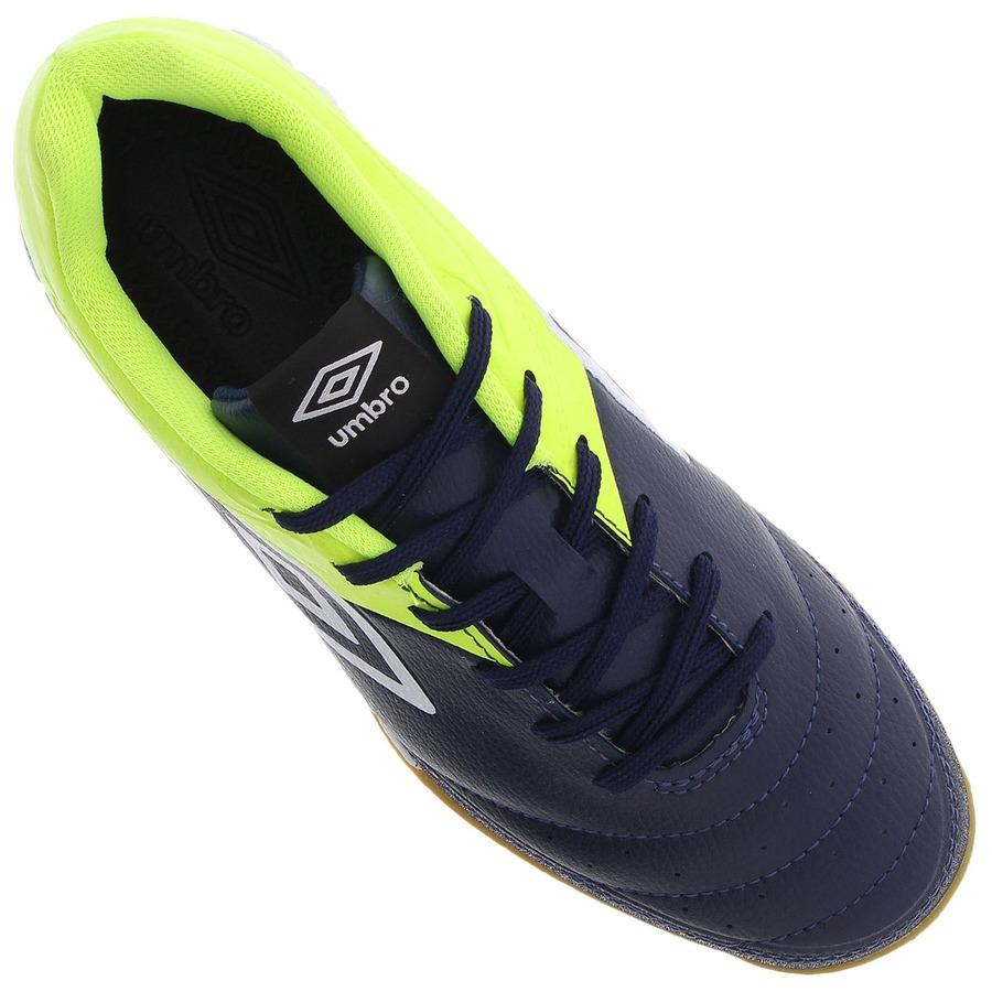 Chuteira Futsal Umbro Diamond II IN - Adulto 18a0adb7c4def