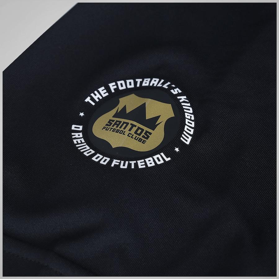 ... Camisa Polo do Santos Comissão Técnica 2017 Kappa - Masculina 92842a46603c3