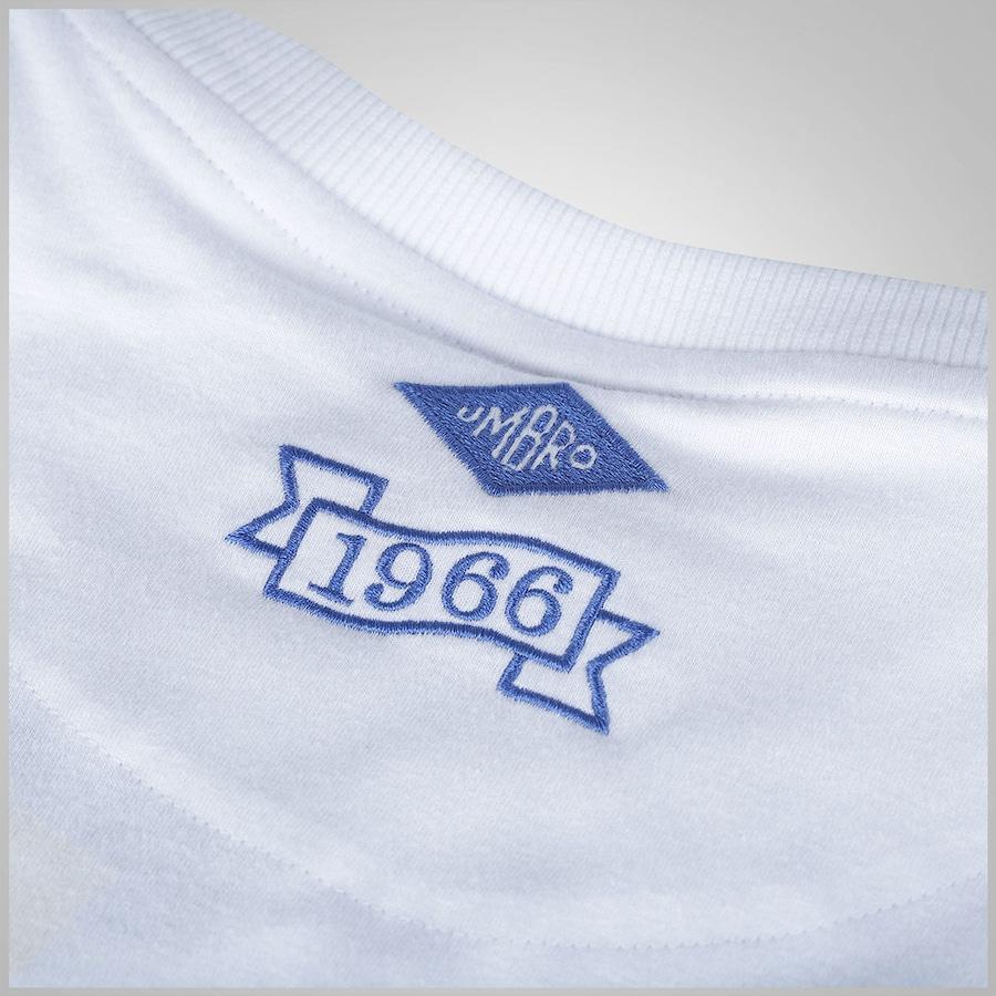 Camisa do Cruzeiro Retrô 1966-2016 Umbro - Masculina ea50e31ca5a73