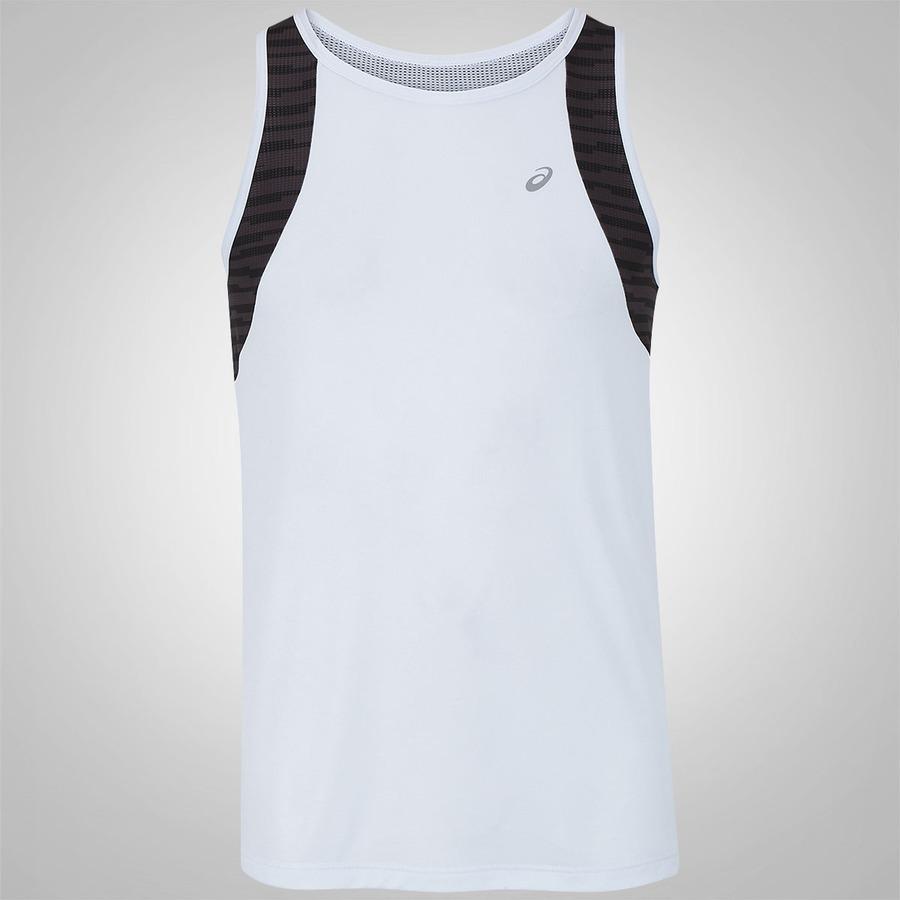 Camiseta Regata Asics FuzeX - Masculina 4c2c8f6f75421