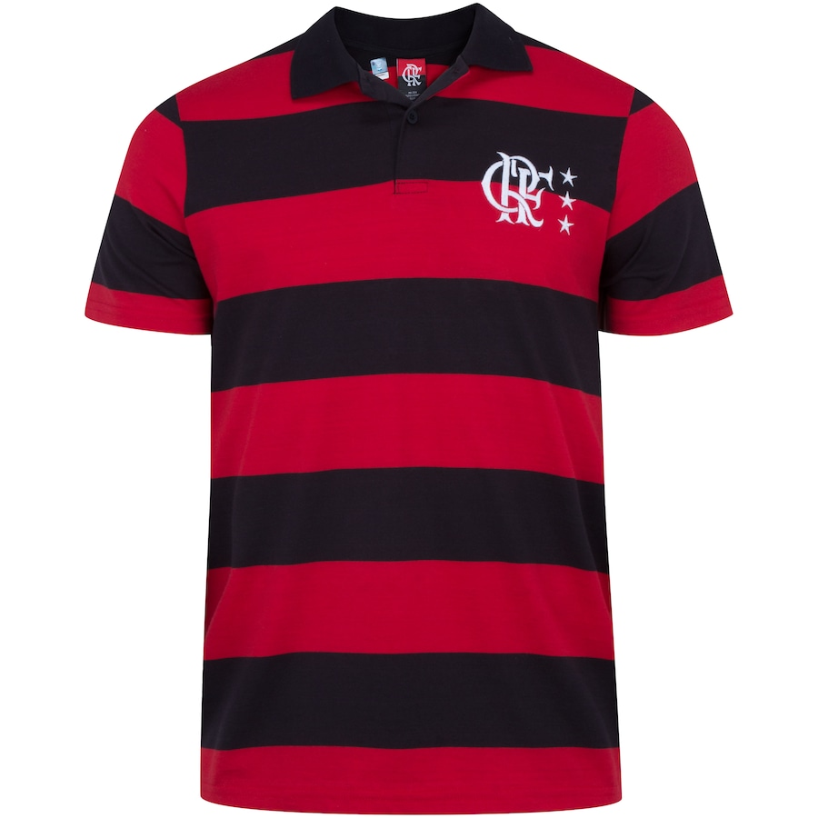 Camisa Polo do Flamengo Control - Masculina be2e7b62e3730