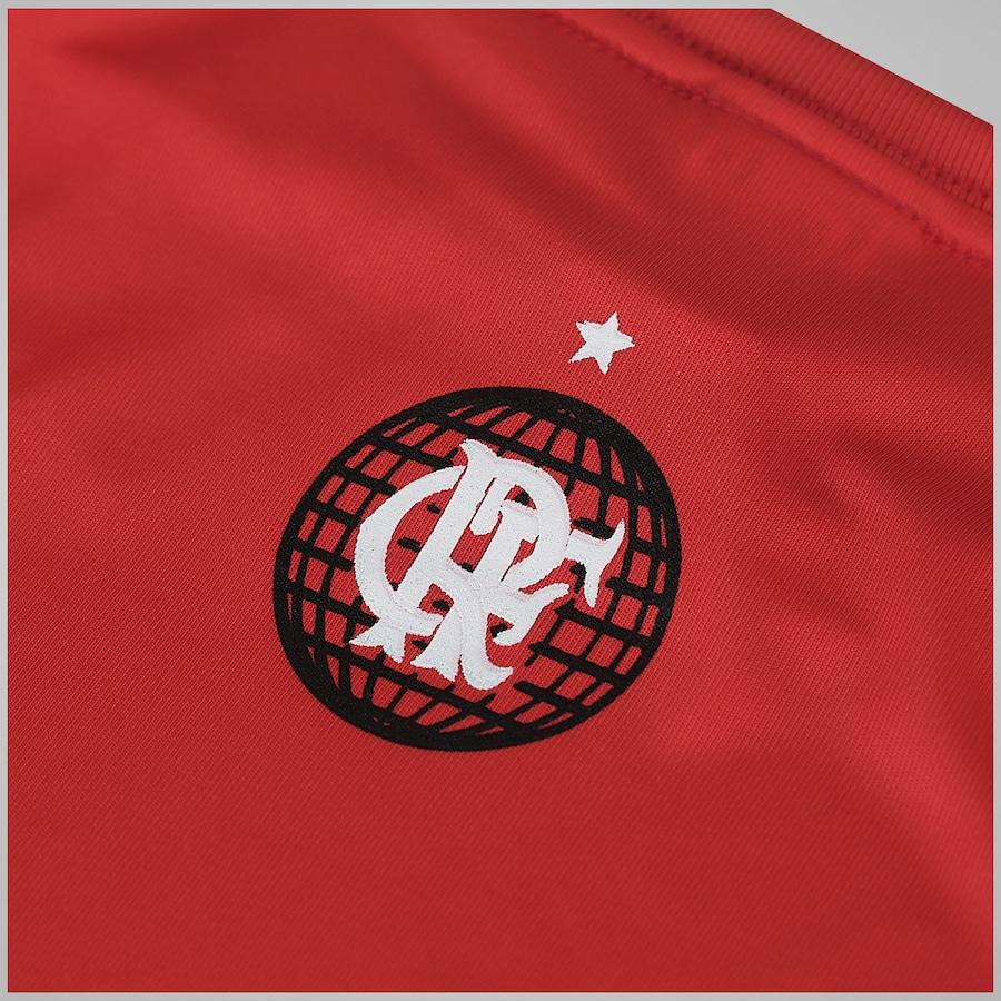 Camiseta do Flamengo Globo - Masculina 2da7010c3aa81