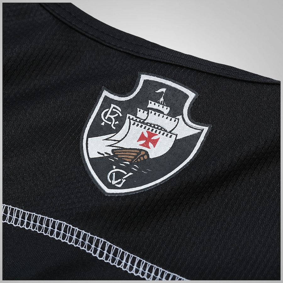Camiseta Regata do Vasco da Gama Space - Masculina db81e4a89da8f