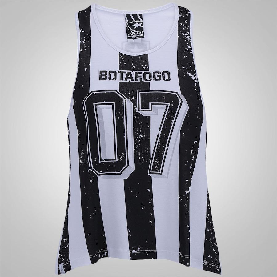 Camiseta Regata do Botafogo Magic - Feminina 97edaa0516ccf