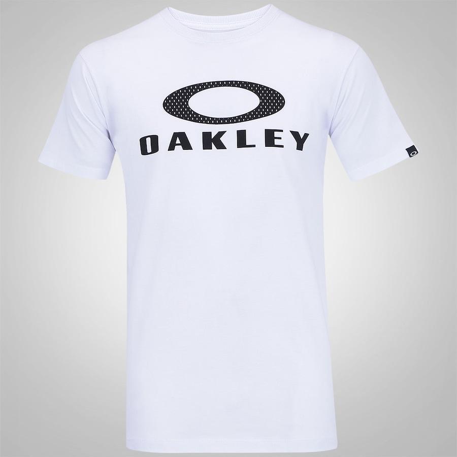 Camiseta Oakley Standart Logo - Masculina 8cd15e8046