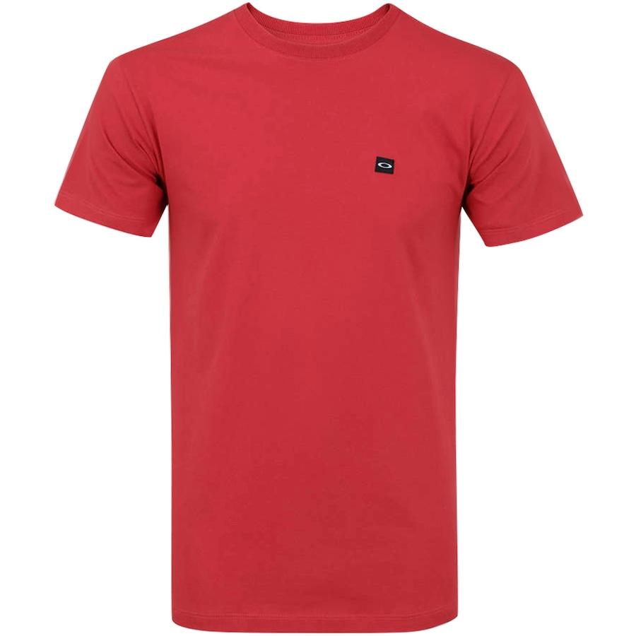 206180cfab1 Camiseta Oakley Patch - Masculina