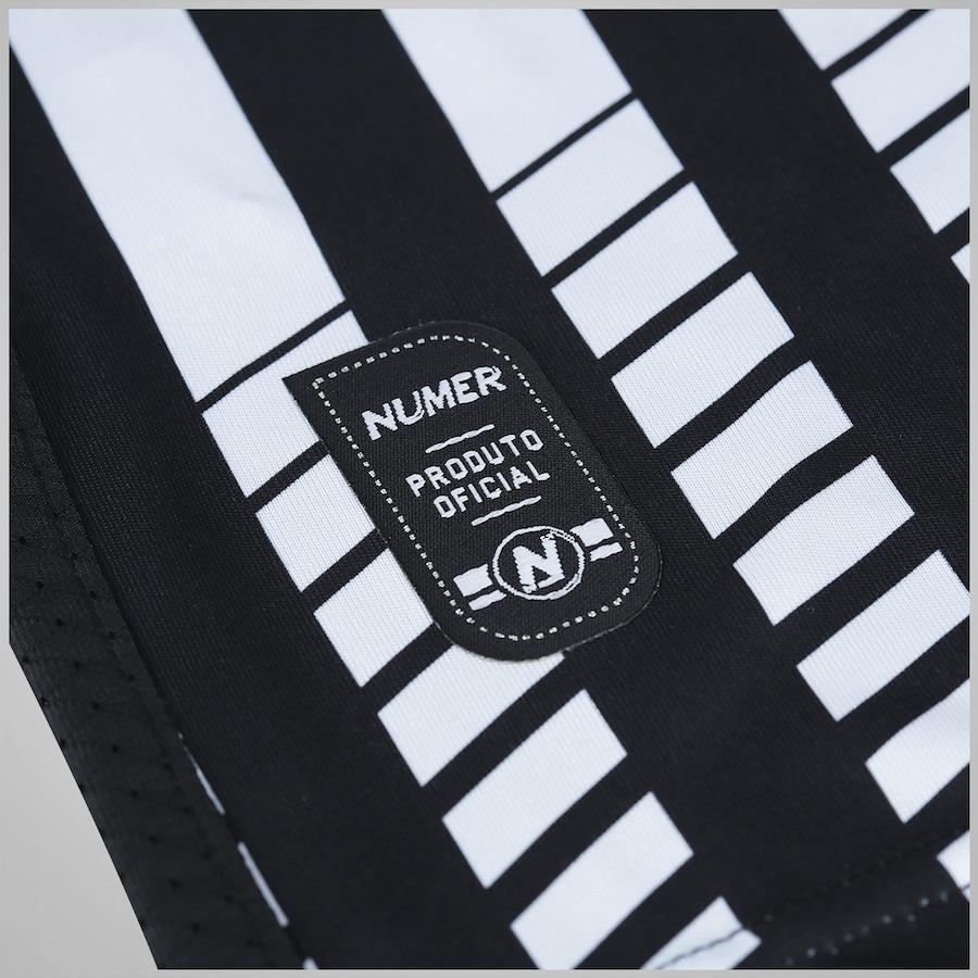 ccd2306fc4 Camisa do Botafogo-PB I 2017 nº 10 Numer - Masculina