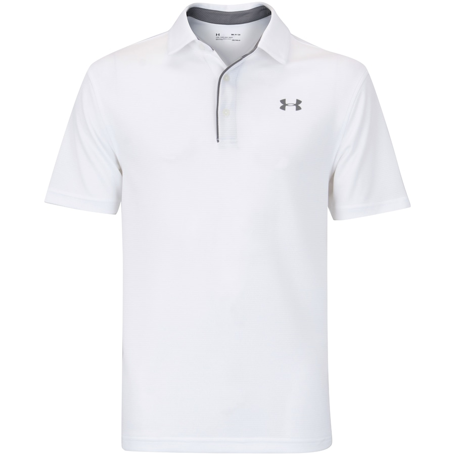 Camisa Polo Under Armour Tech - Masculina 149be30bb8