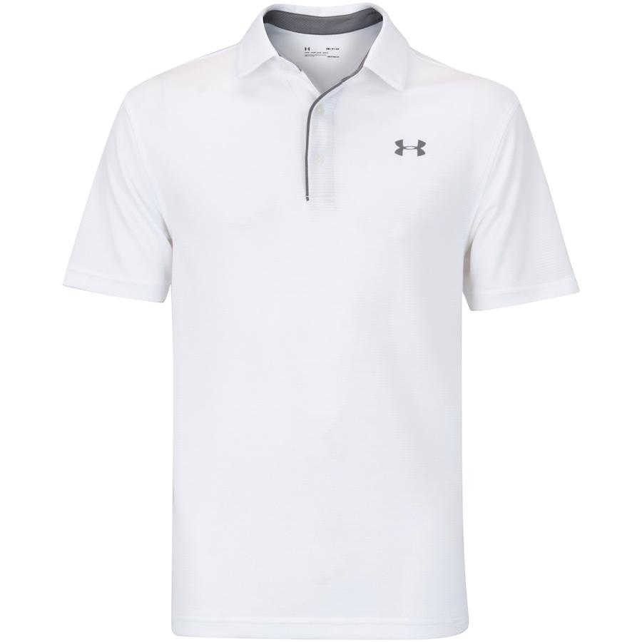 86a15e68478cf Camisa Polo Under Armour Tech - Masculina