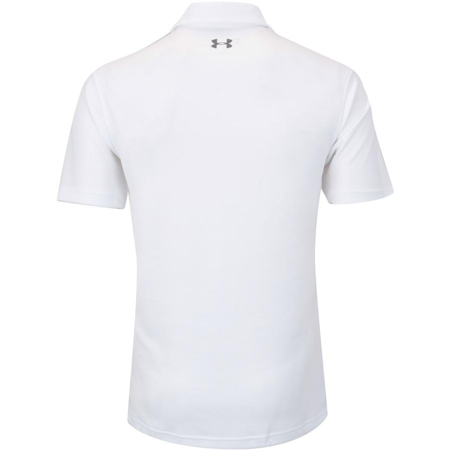 3cb4a8e4de Camisa Polo Under Armour Tech - Masculina