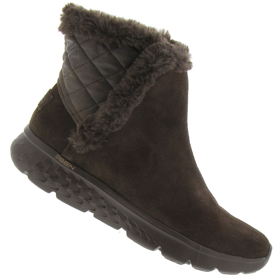 787bab562bd Bota Skechers On The GO 400 Cozies - Feminina