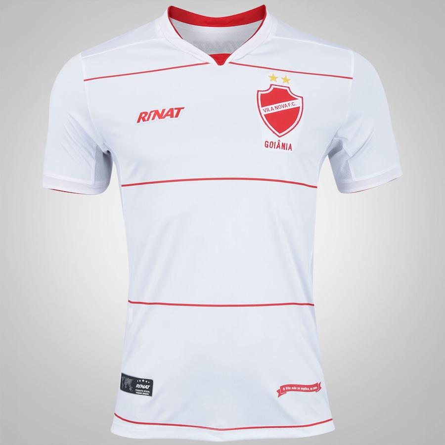 Camisa do Vila Nova II 2017 nº 10 Rinat - Masculina ce8a5d8a11