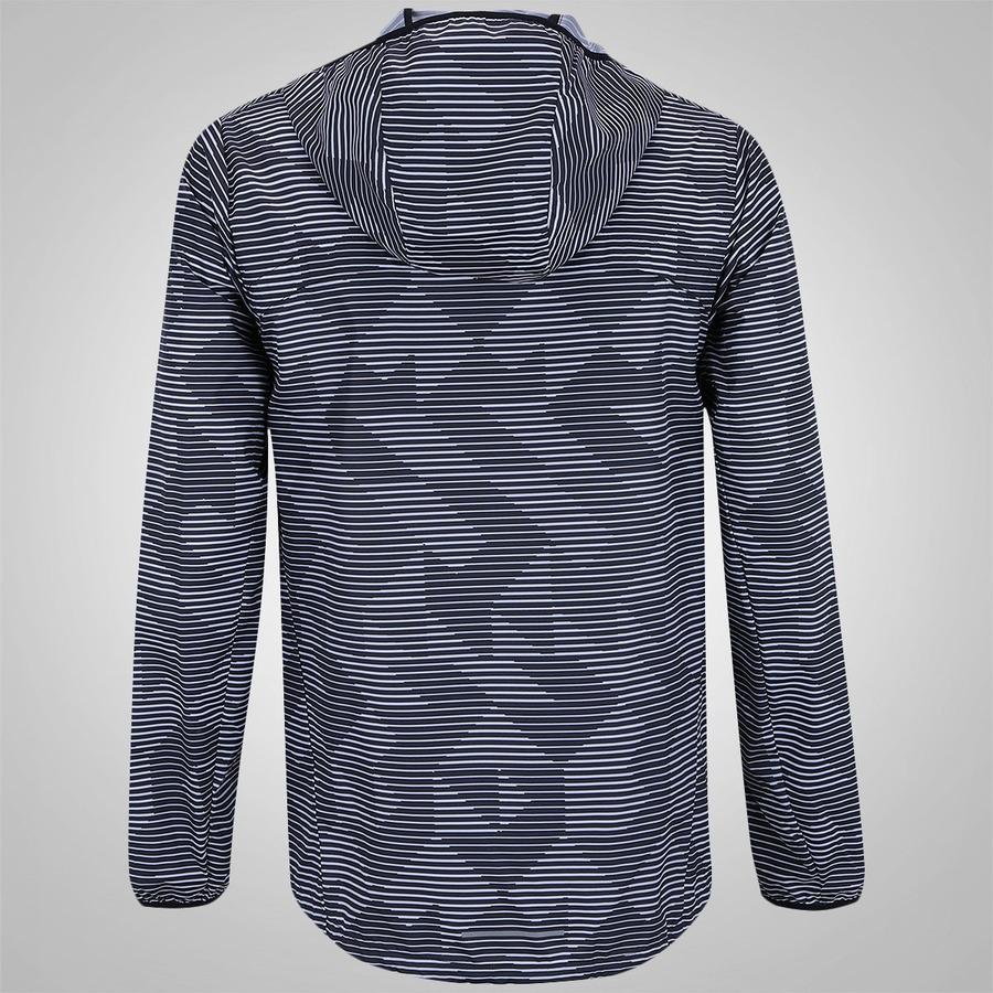 ... classic styles 782a1 ceef0 Jaqueta com Capuz Nike Shield Hooded Racer  Print Masculina ... d73375d5d0b6e