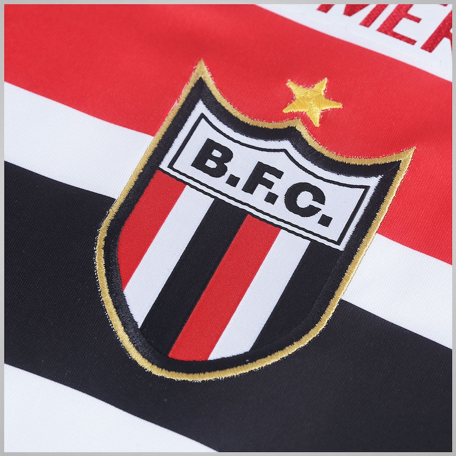 Camisa do Botafogo-SP I 2017 nº 10 Numer - Masculina df919085dcb0d