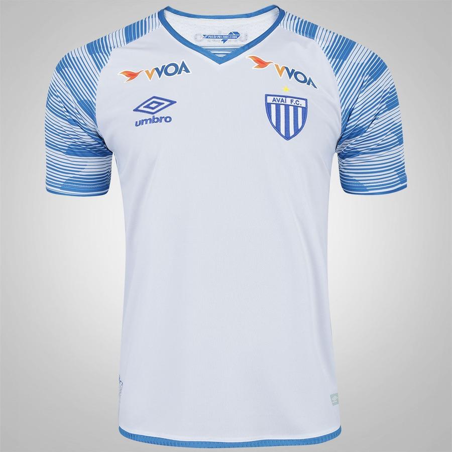 Camisa do Avaí II 2017 Umbro - Masculina 8d3632c4002fc