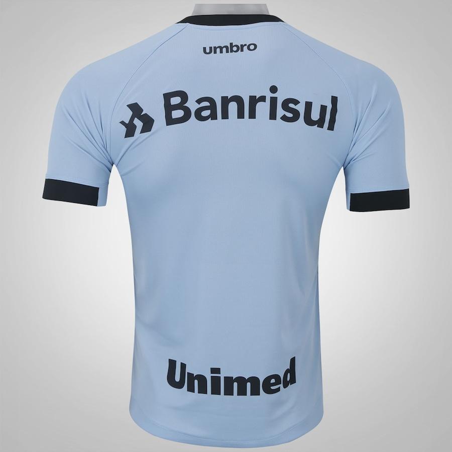Camisa do Grêmio II 2017 Umbro - Masculina 614b973e7d685