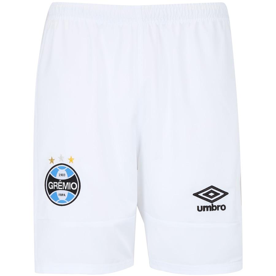 Calção do Grêmio I 2017 Umbro - Masculino dd2a507984140