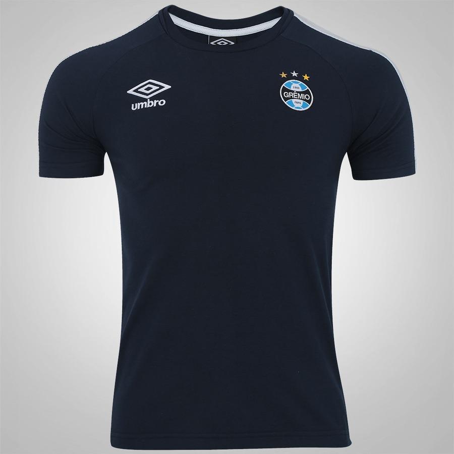 d43aec3693f93 Camiseta do Grêmio Concentração 2017 Umbro - Masculina