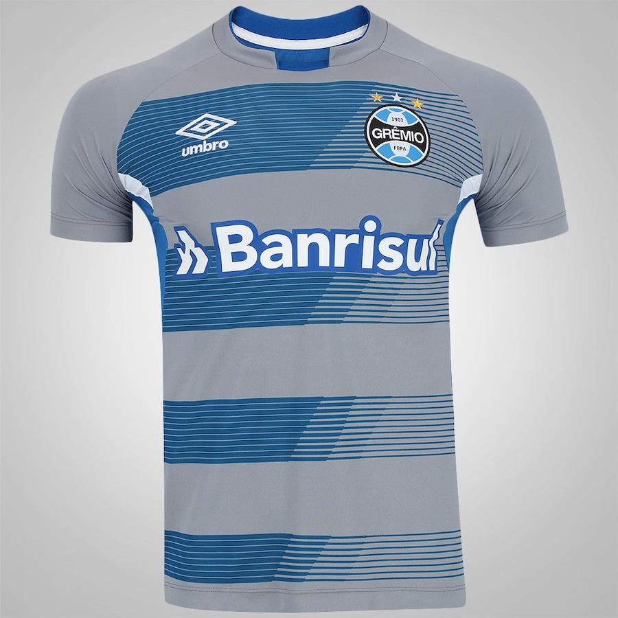 Camisa de Treino do Grêmio 2017 Umbro - Masculina 97de617804ec9