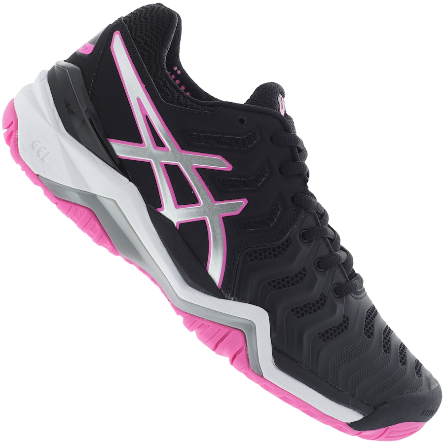 dc4ce682cfc Tênis Asics Gel Resolution 7 Diva - Feminino