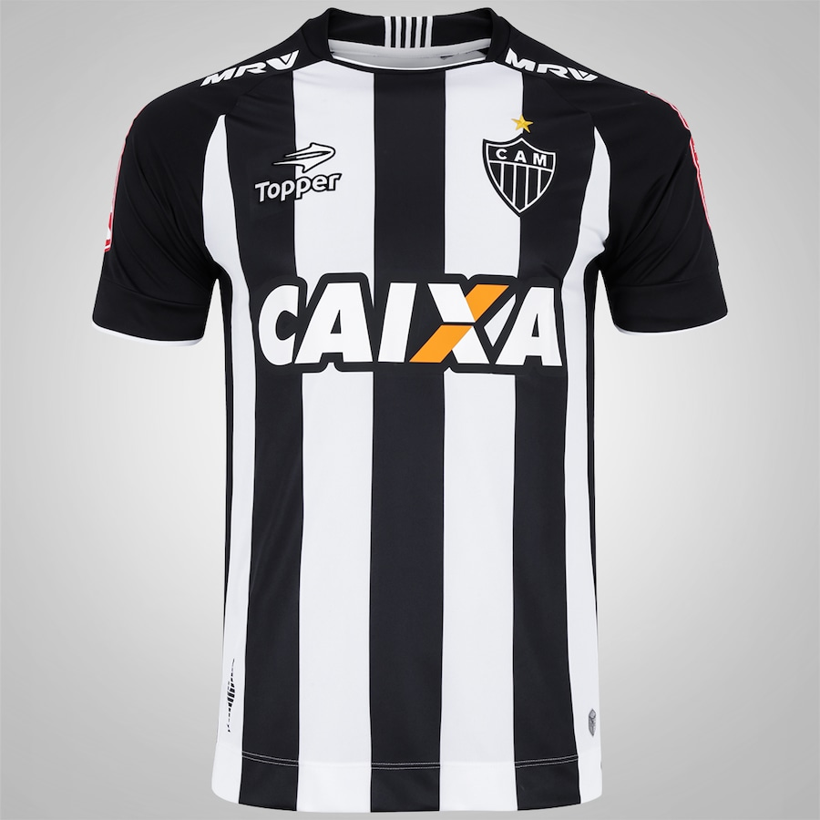 5c3fd2b38e Camisa do Atlético-MG I 2017 Topper - Masculina