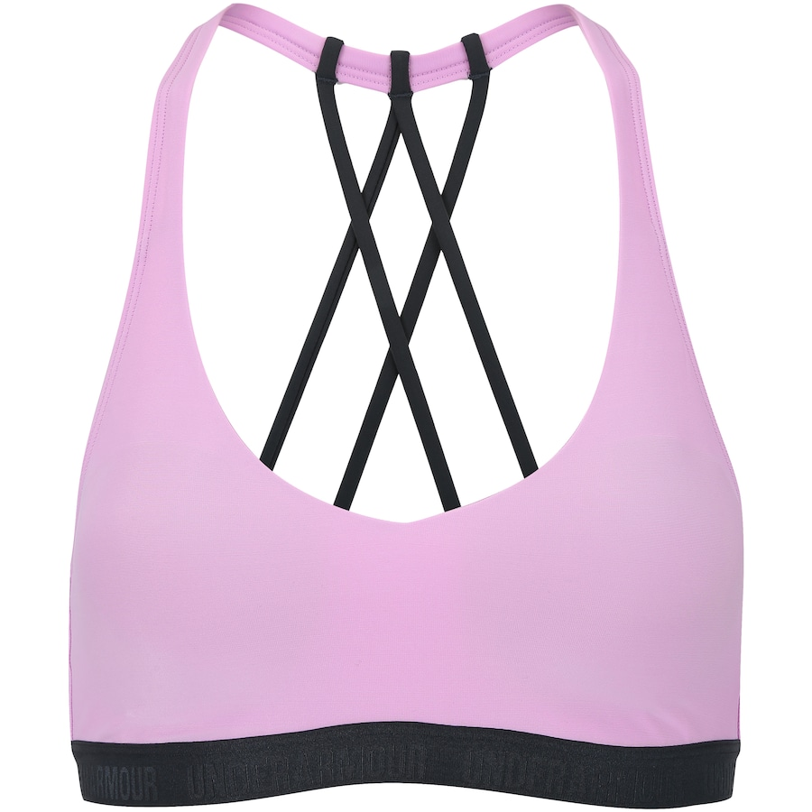 edf75946cfb Top Fitness com Bojo Under Armour Low Strappy - Adulto