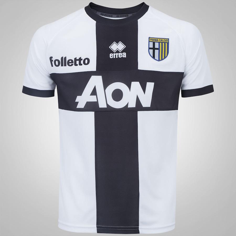 1321d46c17341 Camisa Parma I 16 17 Errea - Masculina