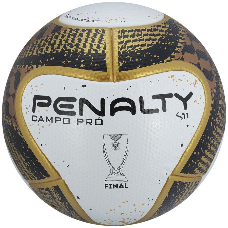 fccf41ddf54a5 Bola de Futebol de Campo Penalty S11 Pró VII Final Paulista