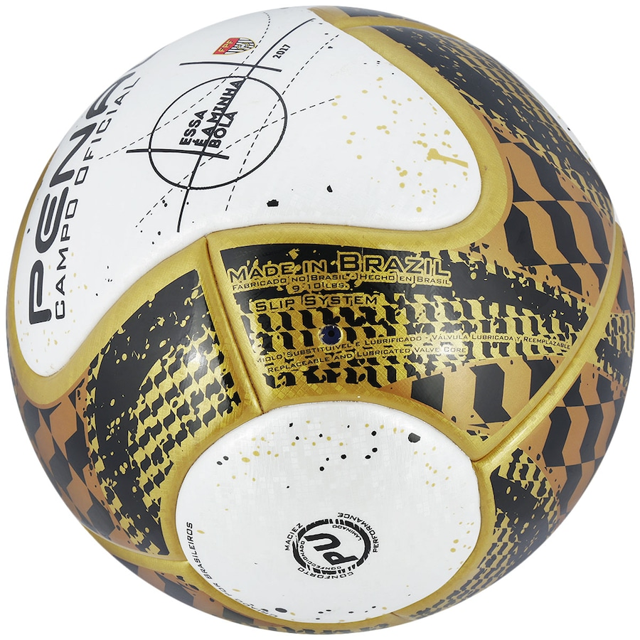 5e2e949da5 Bola de Futebol de Campo Penalty S11 R1 VII Final Paulista