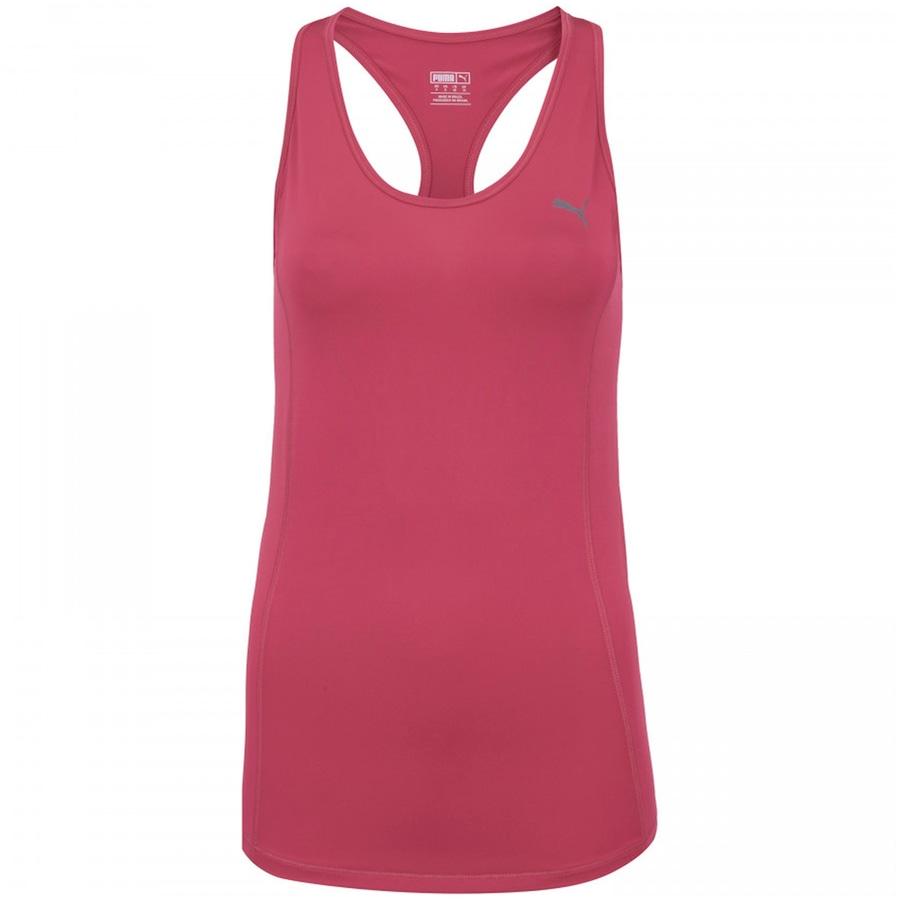 ce67dd84dd Camiseta Regata Puma Essential Layer - Feminina