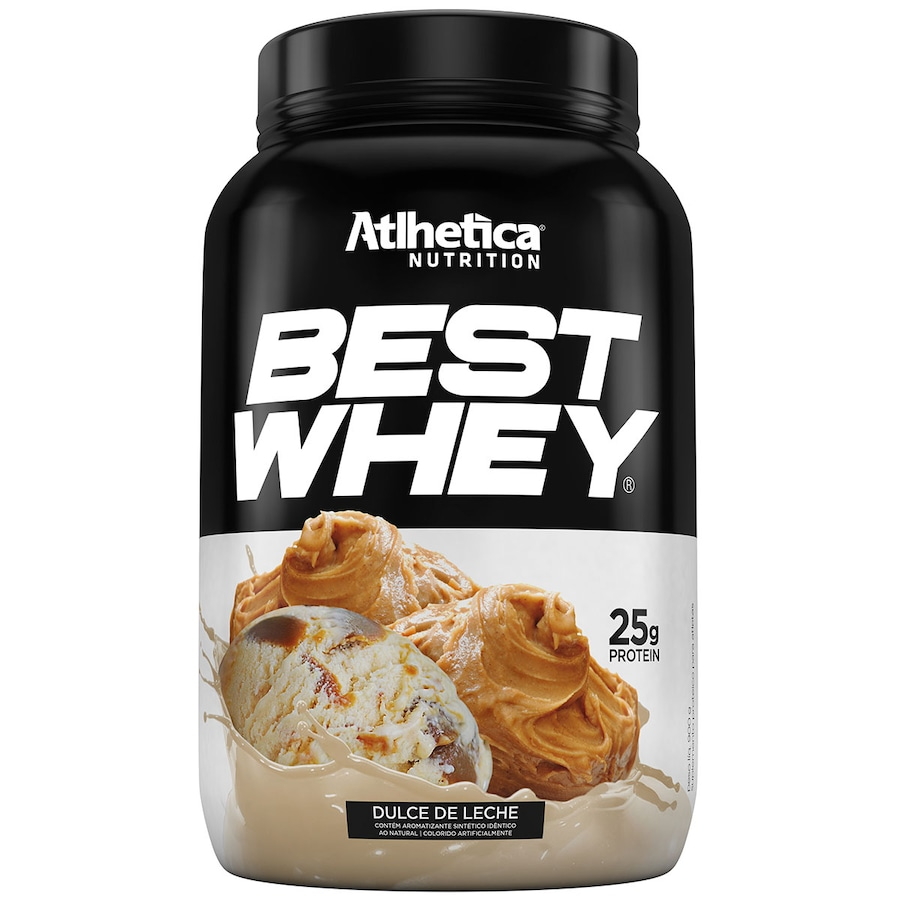 Proteina Atlhetica Best W Doc Leit 900G