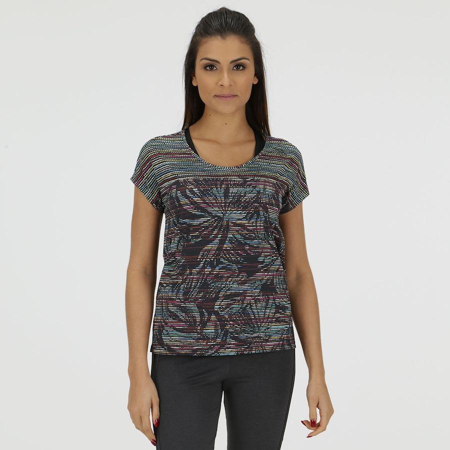 29f9ea4d03dcb Camiseta com Proteção Solar UV adidas Salinas - Feminina