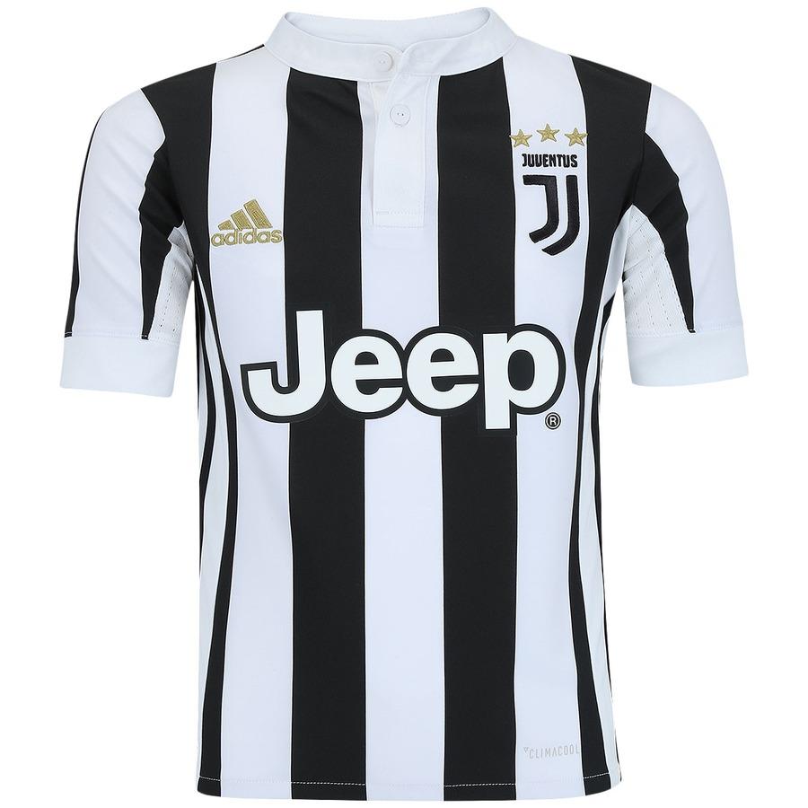 4f96be384 Camisa Juventus I 2017 adidas - Infantil
