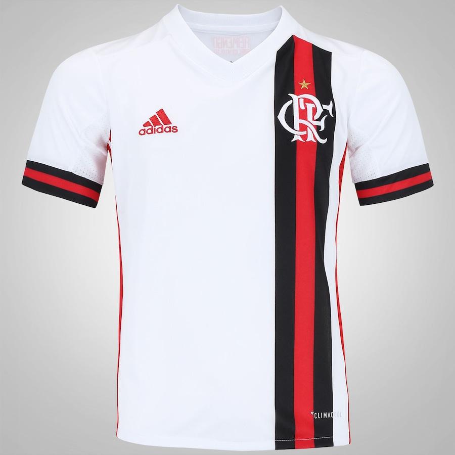 708410592d Camisa do Flamengo II 2017 adidas - Infantil