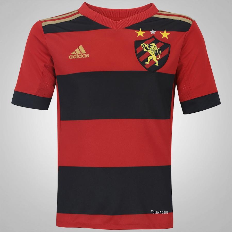 712babd13a Camisa do Sport Recife I 2017 adidas - Infantil