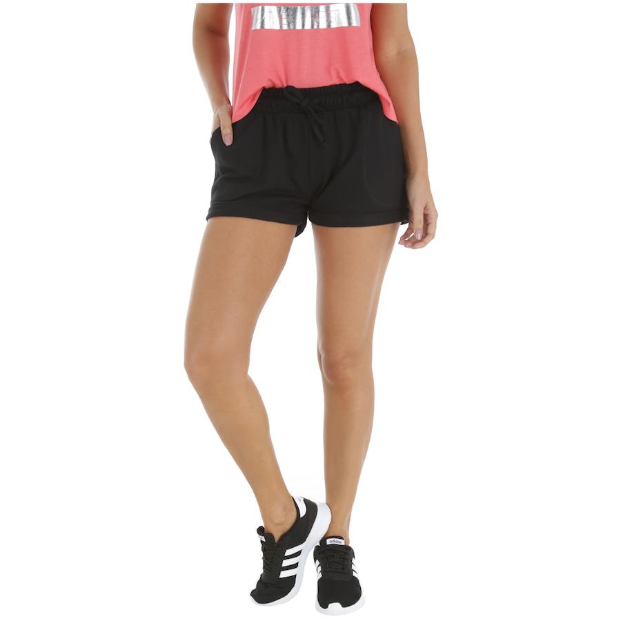 2c1bb07a7b011 Shorts de Moletom Oxer Marley New - Feminino