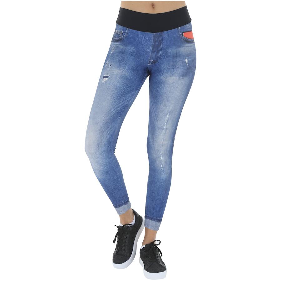 34e7db598b Calça Legging Live Original Jeans - Feminina