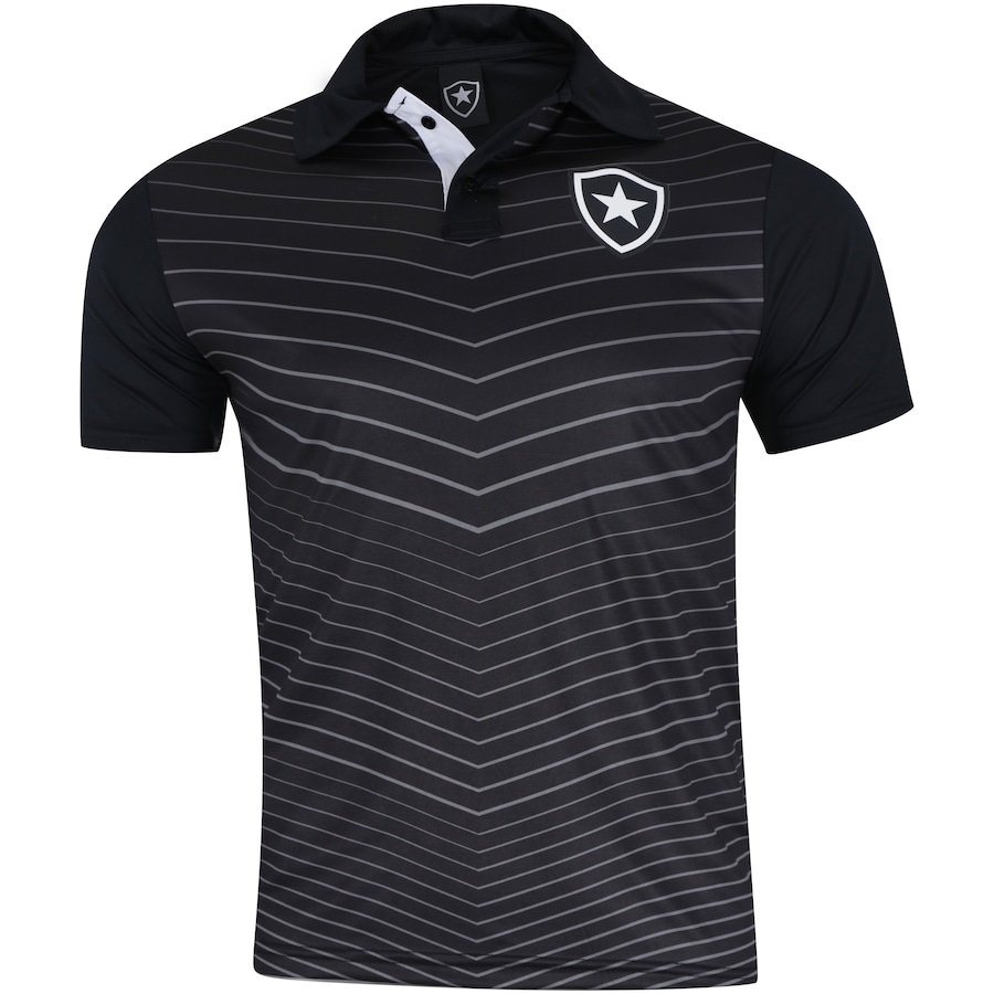Camisa Polo do Botafogo Grand - Masculina b969a8566dc34