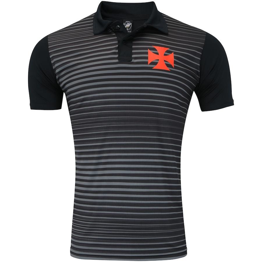 becd1f9c5fcd8 Camisa Polo do Vasco da Gama Spike - Masculina