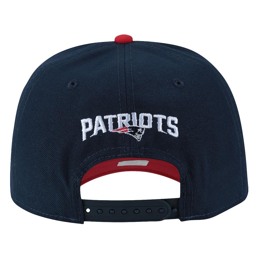 Boné Aba Curva New Era 940 New England Patriots - Snapback - Adulto 69c01bb00f184